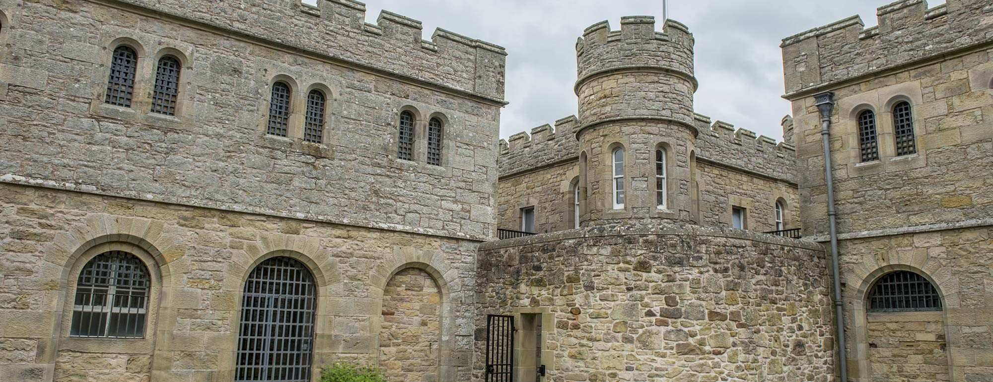 Image showing Jedburgh Castle Jail and Museum