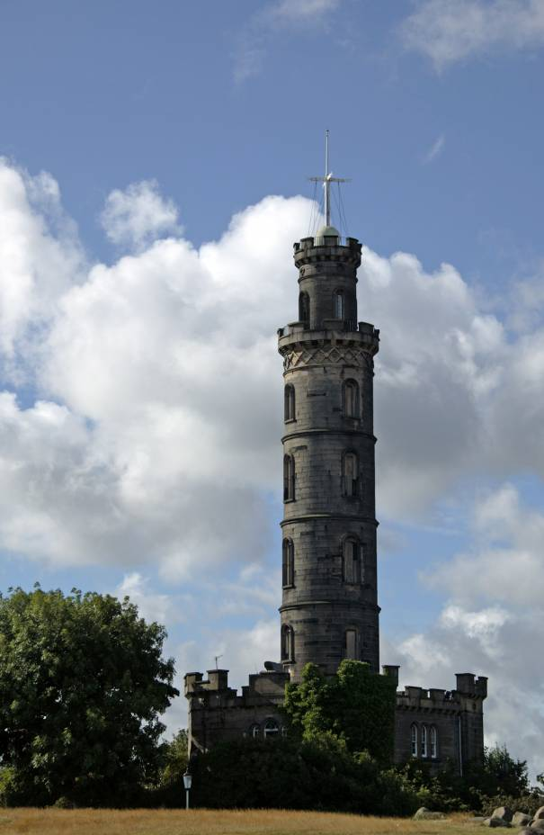 Image showing Nelson Monument