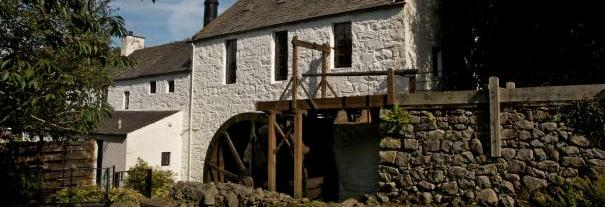 Image showing New Abbey Corn Mill