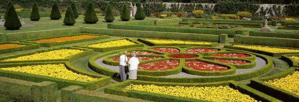 Image showing Pitmedden Garden