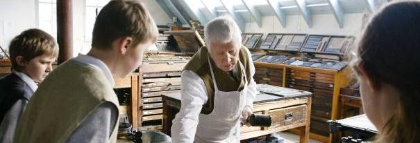 Image showing Robert Smail's Printing Works