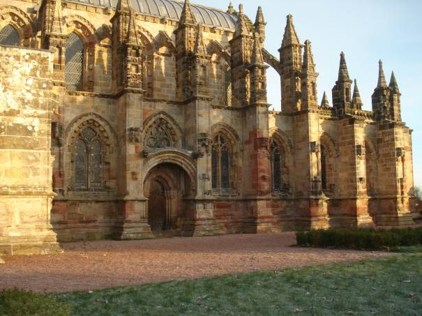 Image showing Rosslyn Chapel