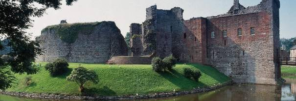 Image showing Rothesay Castle