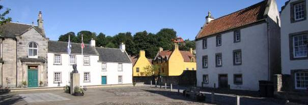 Image showing Royal Burgh of Culross