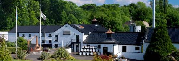 Image showing Auchentoshan Distillery and Visitor Centre
