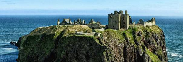 Image showing Dunnottar Castle