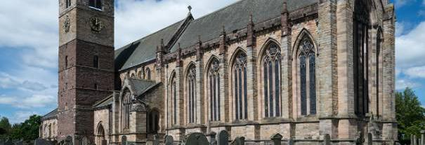Image showing Dunblane Cathedral