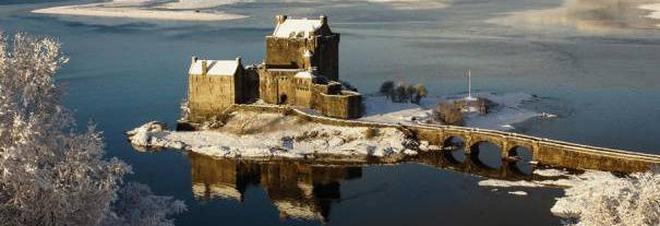 Image showing Eilean Donan Castle
