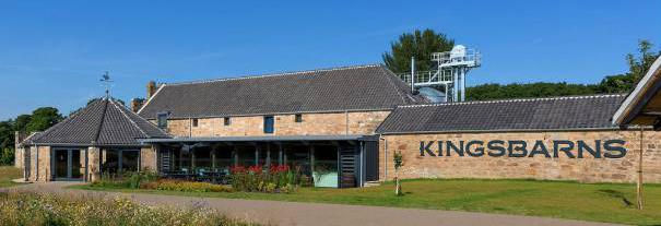 Image showing Kingsbarns Distillery