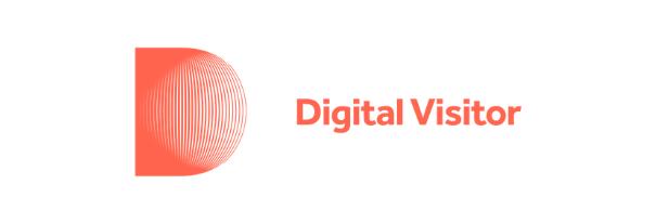 Image showing Digital Visitor