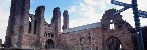 Image showing Arbroath Abbey