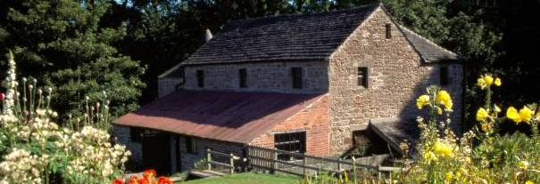 Image showing Barry Water Mill
