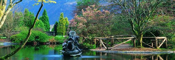 Image showing Benmore Botanic Garden