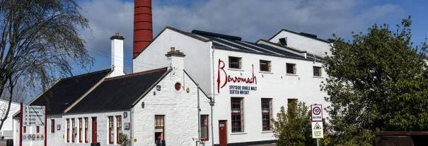 Image showing Benromach Distillery and Visitor's Centre