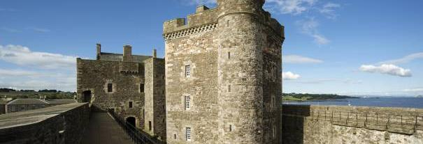 Image showing Blackness Castle