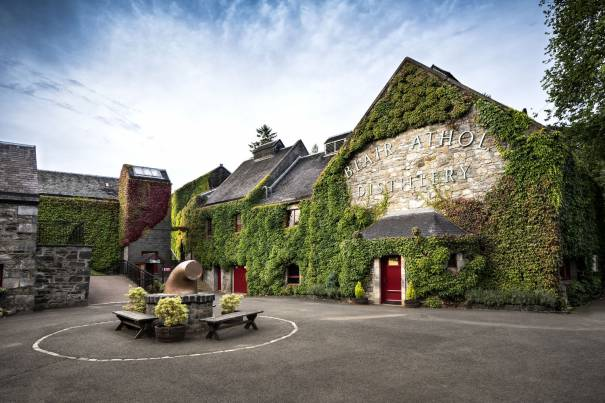 Image showing Blair Athol Distillery Visitor Centre