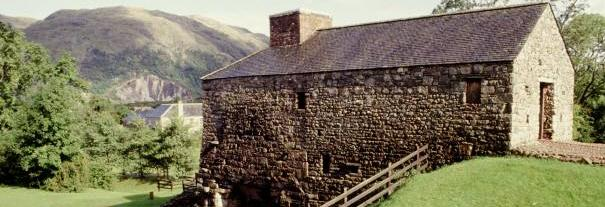 Image showing Bonawe Historic Iron Furnace
