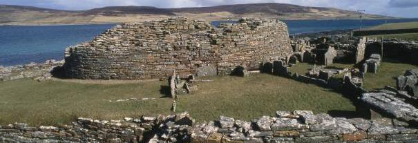 Image showing Broch of Gurness