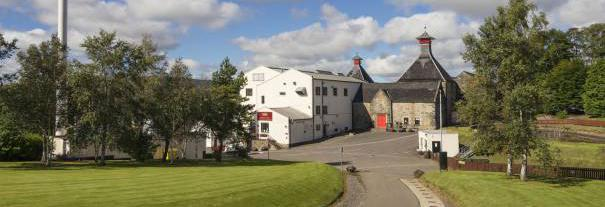 Image showing Cardhu Distillery Visitor Centre
