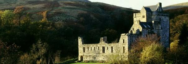Image showing Castle Campbell