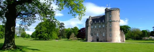 Image showing Castle Fraser, Garden & Estate