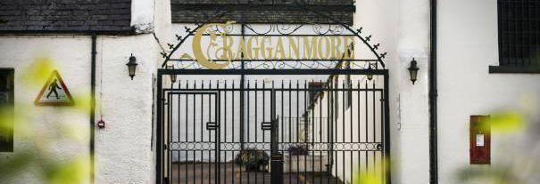 Image showing Cragganmore Distillery Visitor Centre