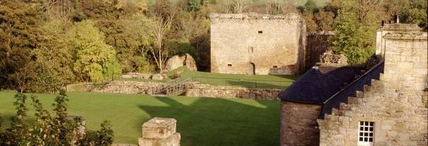 Image showing Craignethan Castle