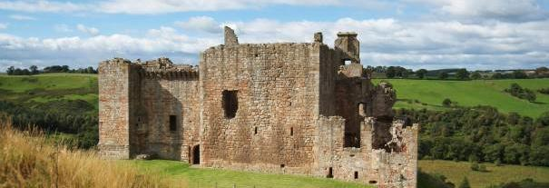 Image showing Crichton Castle