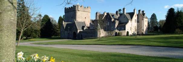 Image showing Drum Castle, Garden & Estate