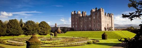 Image showing Drumlanrig Castle, Garden & Country Estate