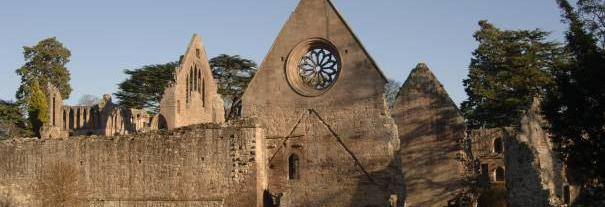 Image showing Dryburgh Abbey