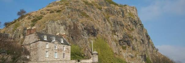 Image showing Dumbarton Castle