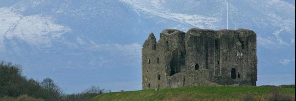 Image showing Dundonald Castle