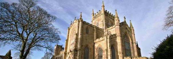 Image showing Dunfermline Abbey and Palace