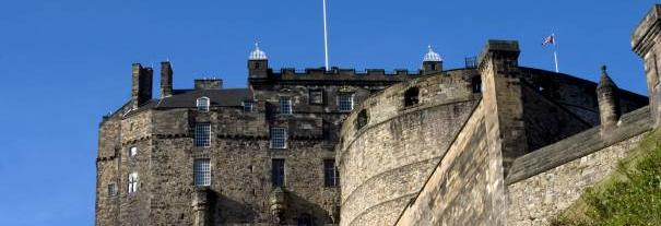 Image showing Edinburgh Castle