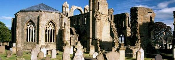 Image showing Elgin Cathedral