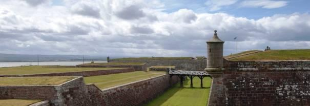 Image showing Fort George