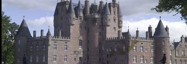 Image showing Glamis Castle