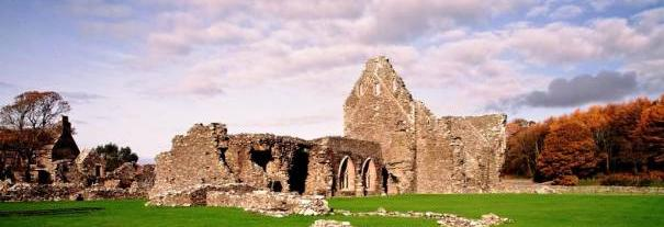 Image showing Glenluce Abbey