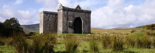 Image showing Hermitage Castle