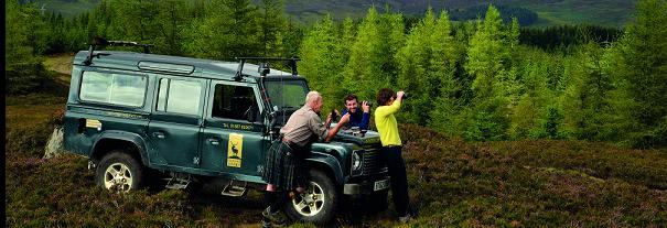 Image showing Highland Safaris