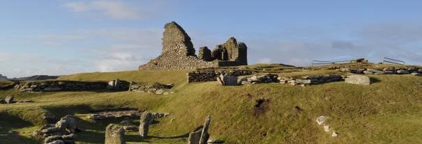 Image showing Jarlshof Prehistoric & Norse Settlement