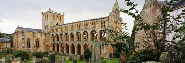 Image showing Jedburgh Abbey