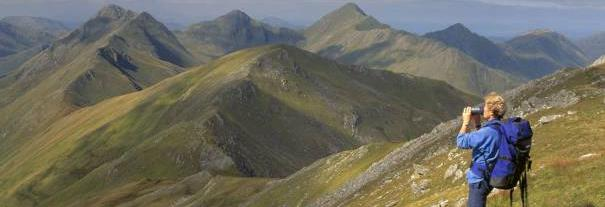 Image showing Kintail & West Affric