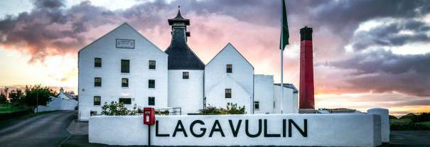 Image showing Lagavulin Distillery