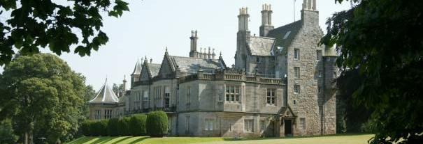 Image showing Lauriston Castle