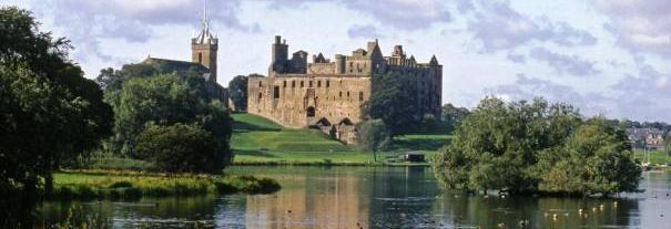 Image showing Linlithgow Palace