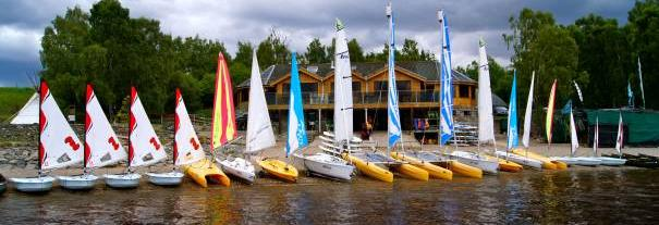 Image showing Loch Insh Outdoor Centre & Boathouse Restaurant
