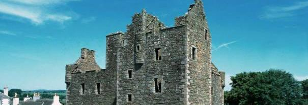 Image showing MacLellan's Castle