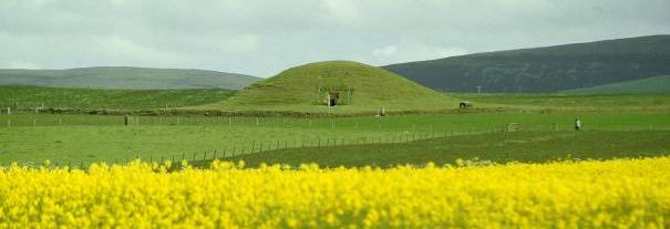 Image showing Maeshowe Chambered Cairn